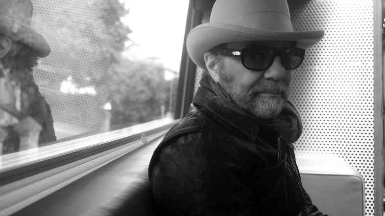 Daniel Lanois' new album, Flesh And Machine, comes out Oct. 28.