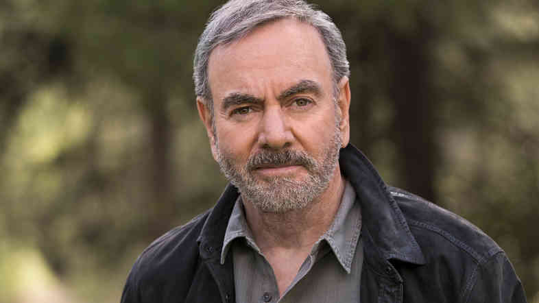 Neil Diamond's new album, Melody Road, comes out Oct. 21.