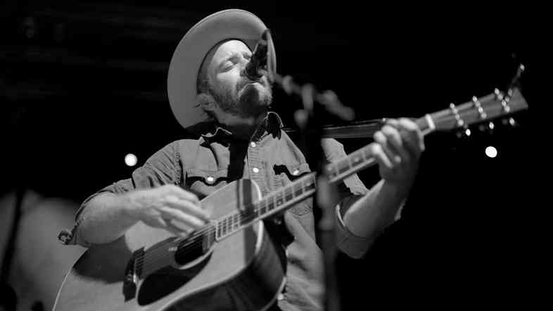 Trampled by Turtles perform live at the House of Blues Boston on September 11, 2014.