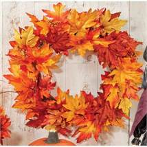 60% off - 80% off Autumn Floral Wreaths