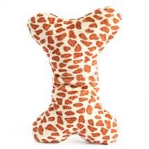 ToyShoppe Safari Bone Squeaker Dog Toy