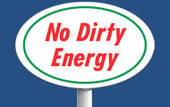 No Dirty Energy