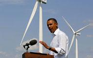 We want renewable energy now!