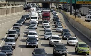 Dallas-Fort Worth traffic