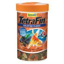 TetraFin Goldfish Flakes Fish Food