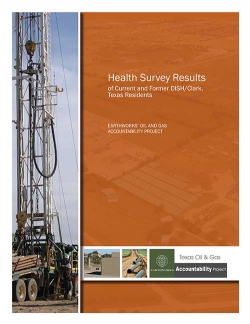 Health Survey Results of Current and Former DISH/Clark, Texas Residents