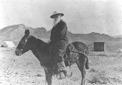 Nevada Senator William Stewart, father of General Mining Law of 1872