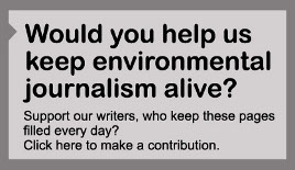 Donate to InsideClimate News through our secure page on Network for Good.