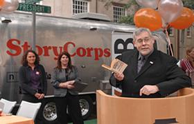 StoryCorps community event