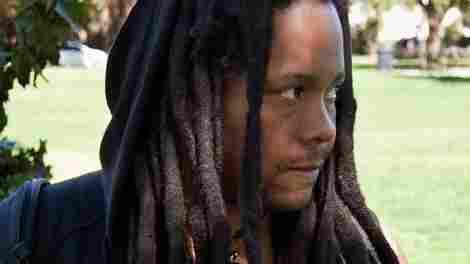 Jamal Moss, a.k.a. Hieroglyphic Being.
