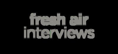 Fresh Air Interviews logo