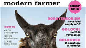 Modern Farmer has a particular fondness for stories about anything having to do with goats.