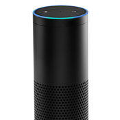 The Amazon Echo is Bluetooth-enabled and can play music from Amazon Prime Music or other music services. And it's ready to listen to your questions and commands.