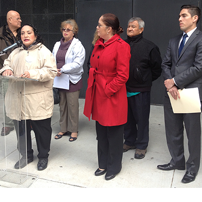 Hispanic Voters File Lawsuit Against Pasadena And Its Voting Districts