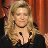 Michelle MacLaren, seen here accepting an award as a producer on Breaking Bad, may direct the upcoming Wonder Woman movie.