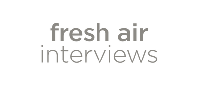 Fresh Air Interviews logo