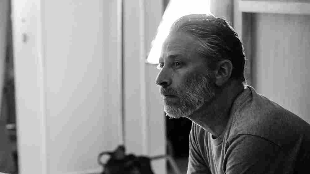 """Rosewater is Jon Stewart's directorial debut. He filmed much ofthe movie in Jordan, and he says he grew a beard because after wearing a suit and shaving for most of his career, he wanted to let his """"freak flag fly."""""""