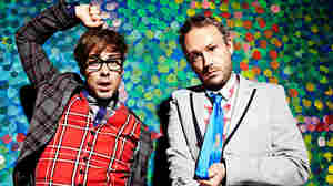 Basement Jaxx is featured prominently on this week's episode.