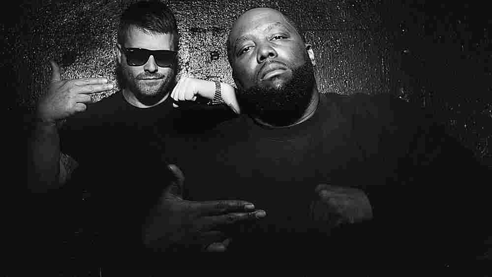 """""""When we met, we had both individually decided we were going to go for ours,"""" says El-P."""