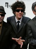 The Beastie Boys: (L-R) Adam Horovitz, Mike Diamond and Adam Yauch at the 11th Annual Webby Awards in 2007.