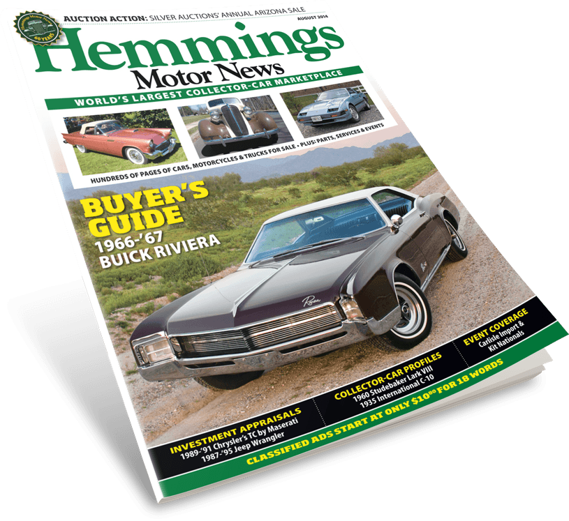 Hemmings Magazine - Try Free