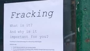 ExxonMobil fracking risks