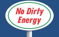 No Dirty Energy