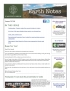 EARTHnotes January 2014