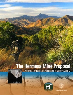 The Hermosa Mine Proposal: Potential impacts to Patagonia's water supply