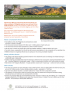 Hermosa Mine proposal: water impacts fact sheet