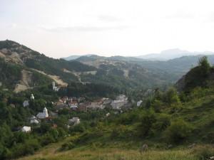 Rosia Montana Valley. Photo: Alburnus Maior