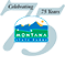 image of Montana State Parks 75th Anniversary logo