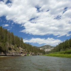 Photo of Smith River.