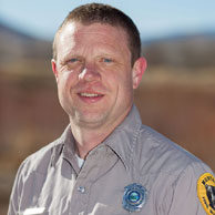 Photo of Colin Maas, Smith River State Park Manager