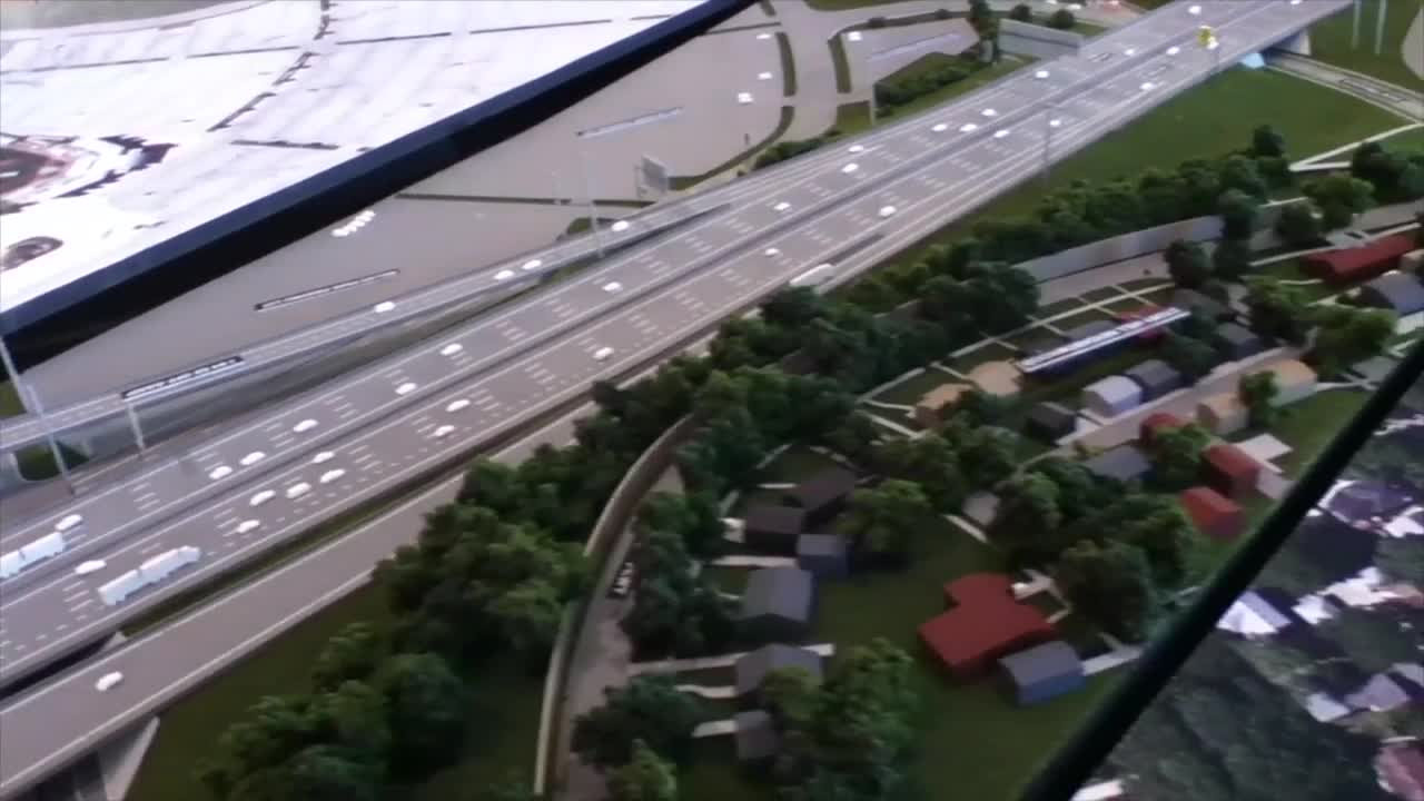DOT preps for second Stadium Interchange hearing after busy first night (Video)
