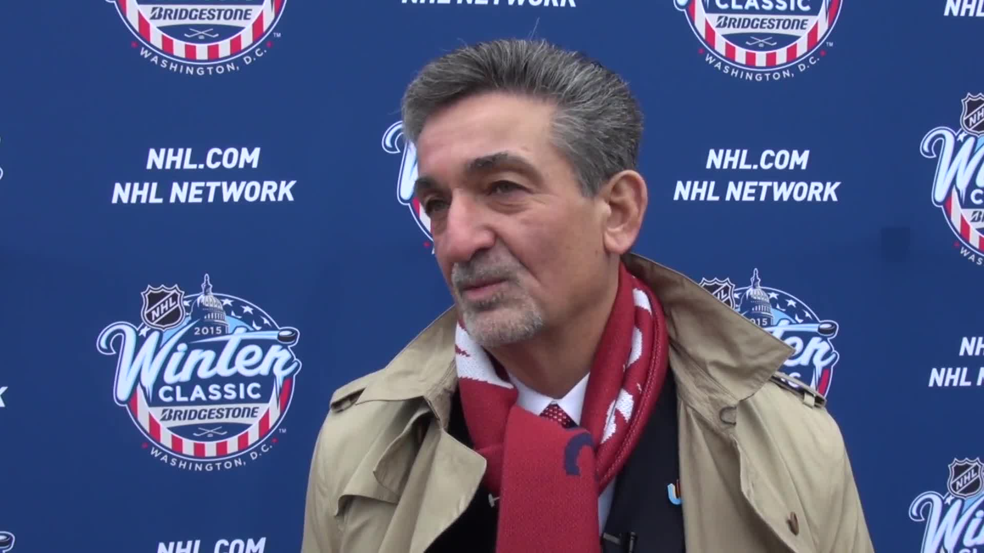 Ted Leonsis on bringing Olympic games to D.C.: 'I want to disprove that we're a dysfunctional community' (Video)
