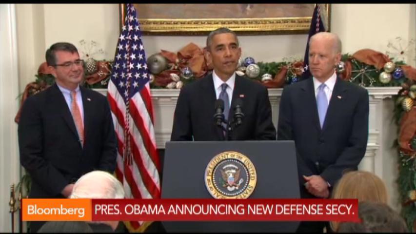 It's official: Obama nominates Ash Carter as defense secretary (Video)