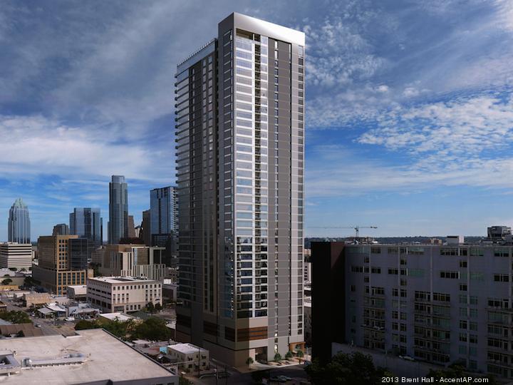 Demolition begins downtown to make way for glitzy condo tower development