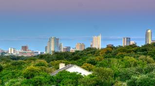 Hollywood Hills in Austin