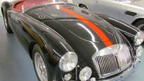 Photos: Secret stash of classic collector cars in Moraine