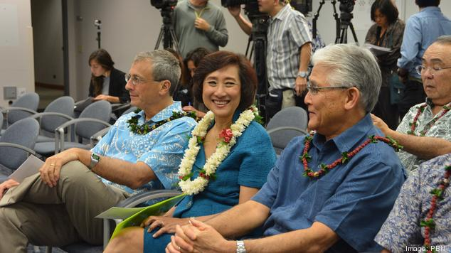 Hawaiian Electric was not for sale, top exec says
