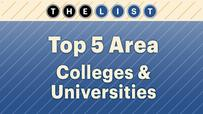 Top of the List: Colleges & Universities