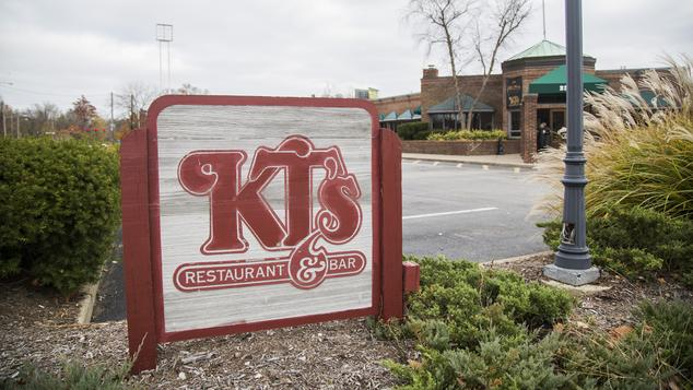 Kevin Grangier gets a feel for KT's Restaurant & Bar