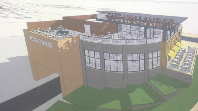 Corners of Brookfield updates plan for review