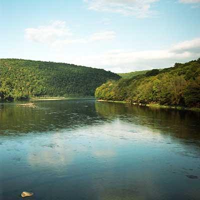 Delaware River. Photo: Tracy Carluccio