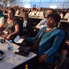Country representatives listen to opening remarks at the start of the United Nations' Conference of the Parties on Climate Change in Lima, Peru.