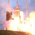 NASA's Orion blasts off on its historic journey (Slideshow)