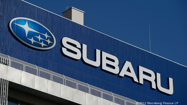 Subaru picks Camden for new HQ
