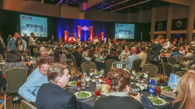Photos: Best Places to Work event draws hundreds to celebrate
