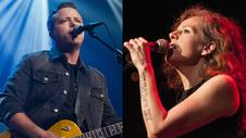 This Weekend on ACL: Jason Isbell / Neko Case
